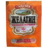 """""""Caramix"""" желатин, 15г"""