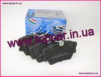 Гальмівні колодки задні на Renault Trafic II 01 - Samko Італія 5SP616