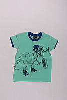 Футболка для мальчиков  с динозавром Cegisa  (1-4 лет)