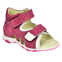 Босоножки кожаные для маленьких Eleven Shoes
