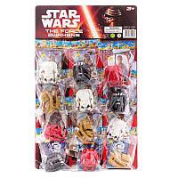 Герои - трансформеры Star Wars 1508 , 12 шт на листе