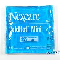 NEXtCARE cold hot minigel – гелевый согревающий (охлаждающий) пакет (аккумулятор холода и тепла) 10смх10см