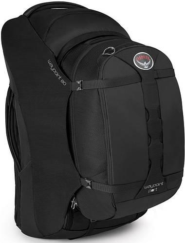 Туристический рюкзак 80 л. Osprey Waypoint 80 O/S серый