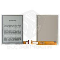 "Дисплей для электронных книг ONYX BOOK i62M Captain; Gmini MagicBook R6HD; Sony PRS-T3, 6"", (1024x758), #ED060XC5"