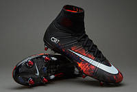 Бутсы Nike Mercurial Superfly V CR7 SG-PRO 677928-018 Найк Меркуриал