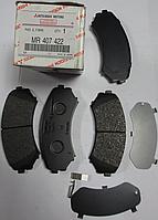 Оригинальные передние колодки Mitsubishi PAJERO