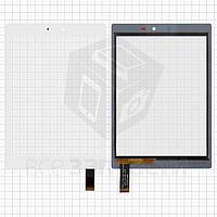"Сенсорный экран для планшетов China-Tablet PC 7,85""; Prestigio MultiPad 4 Diamond 7.85 (PMP7079D), 41 pin, белый, (197*135 мм), #ACE-CG7.8C-318-FPC"