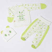 . Комплекты для новорожденных мальчиков 56см Хлопок-интерлок,1860инкс, на выписку,в наличии 56,62рост, фото 3