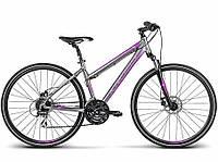 Городской велосипед KROSS EVADO 3,0 (original) (2017)(Польша)