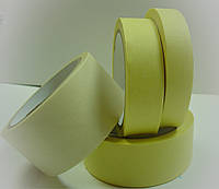 Термостойкая Малярная клейкая лента 80С (Mascing) 30 мм х 27м