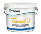 Краска для потолка Текнос Тренд 3 (Trend), 18л