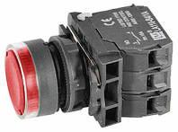 Индикатор, LED 220 B, красный (LA110-B5-AV64 Red)