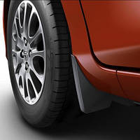 Toyota Yaris 2013 Оригинальные брызговики 4 шт
