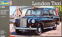 Автомобиль (1958г., Великобритания) London Taxi; 1:24; Revell