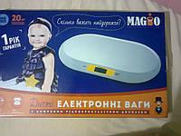 Детские электронные весы Magio MG-303