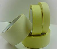 Термостойкая Малярная клейкая лента 80С (Mascing) 25 мм х 27м
