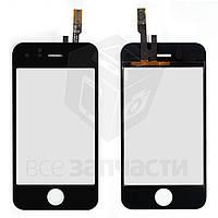 Сенсорный экран для мобильного телефона Apple iPhone 3GS, черный