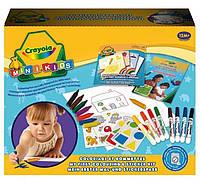 Набор для творчества Crayola Первый набор для рисования с наклейками (10570)
