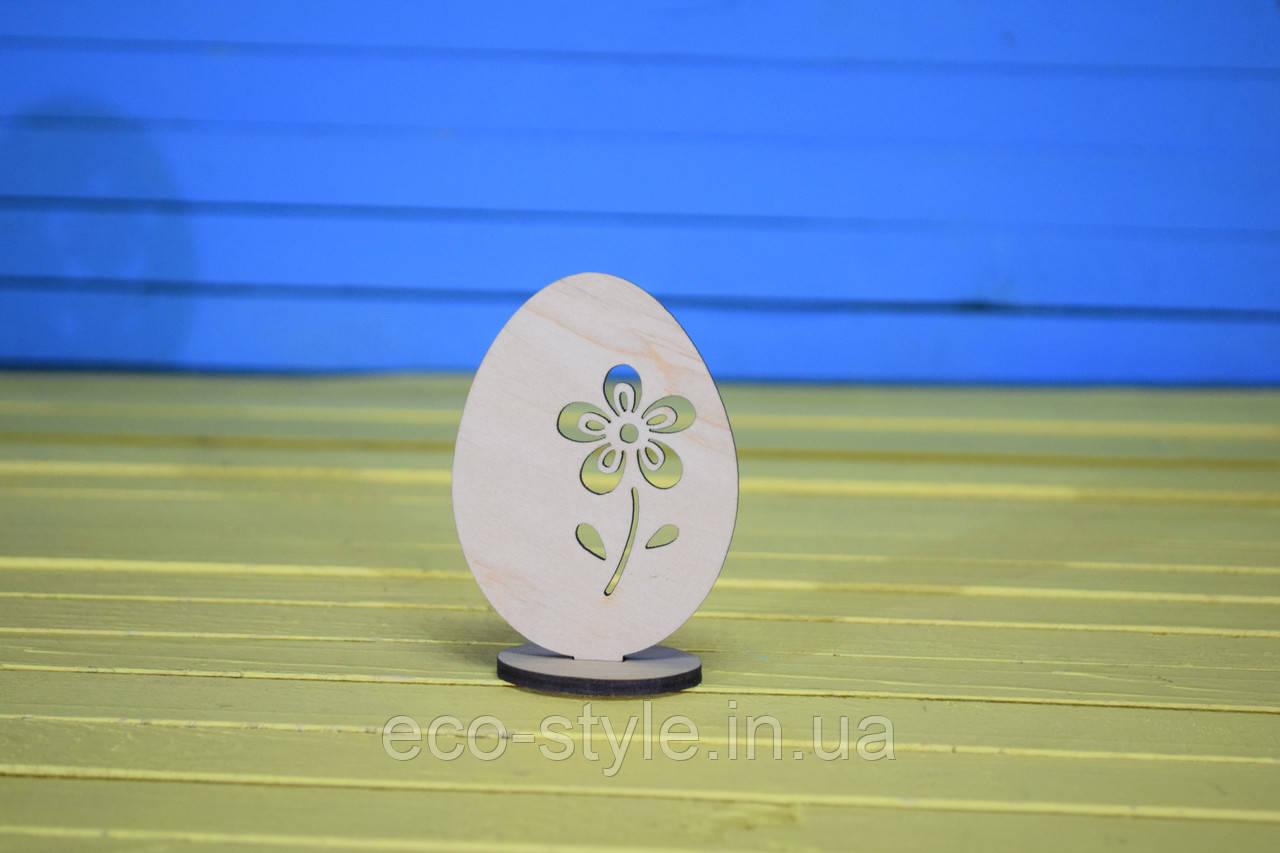Деревянная заготовка Пасхальное яйцо