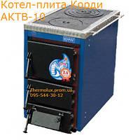 Котел-плита твердотопливный Корди АКТВ-10 (Красиловский Агрегатный Завод), фото 1