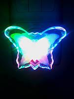 """Светильник - ночник """"Light Master"""" DEL 4100 """"бабочка"""" с выключателем, RGB"""