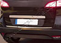 RENAULT SCENIC накладка нижней кромки крышки багажника (нерж.)