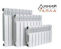 Алюминивые радиаторы