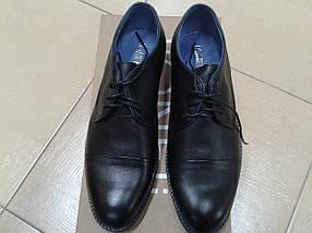 Туфли мужские из  натуральной кожи LIONELI 23-11 , фото 2