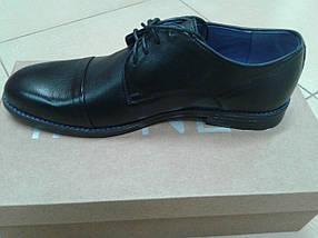 Туфли мужские из  натуральной кожи LIONELI 23-11 , фото 3