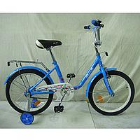 Детский двухколёсный велосипед PROFI Flower 18Д. L1884