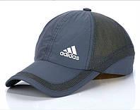 Оригінальні дихаючі кепки ADIDAS Сірий, фото 1