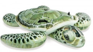 Надувной плотик Морская Черепаха Intex 57555