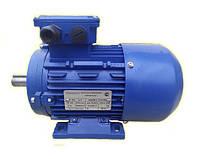 Электродвигатель АИР63В6 (0,25/1000)