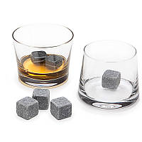 Камінці для охолодження напоїв Whiskey Stones / Камни для охлаждения напитков (камни для виски, коньяка)
