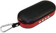 Портативная акустика WS -Y98B Bluetooth+USB+FM красный