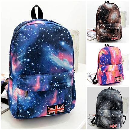 Стильные рюкзаки  Космос, фото 2