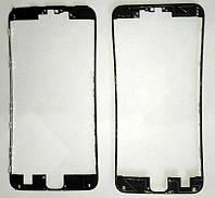 Рамка для iPhone 6s Plus дисплея черного цвета