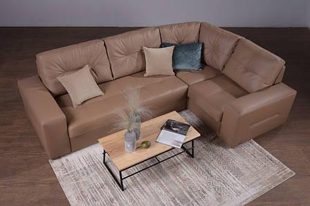 Кожаный угловой диван Калифорния, фото 2
