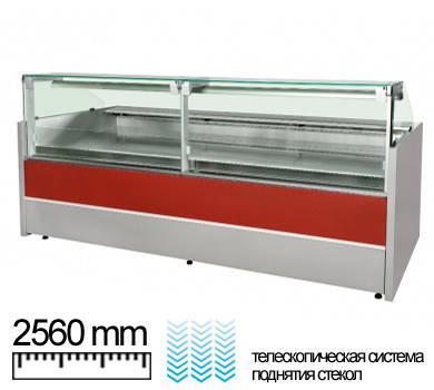 Холодильная витрина Cold VERONA 25 (w-25-pp-k), фото 2