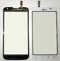 Сенсор LG D410 L90 Optimus Dual белый White