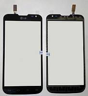Сенсор LG D410 L90 Optimus Dual чёрный Black