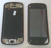 Сенсор Nokia N97 чёрный