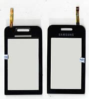 Сенсор Samsung S5230 чёрный (оригинальный)