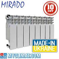 Биметаллические радиаторы Mirado 300/85