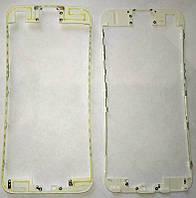 Рамка дисплея для iPhone 6s белого цвета