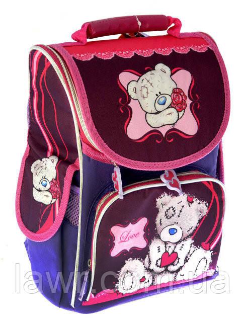 8ba3be155790 Ранец школьный ортопедический каркасный Smile Мишка Тедди -  Интернет-магазин