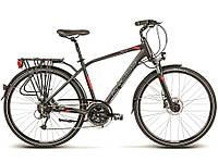 Городской велосипед KROSS TRANS ARCTICA (original) мужской (2017) (Польша)