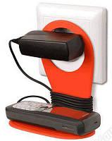 Тримач-підставка для мобільного телефону під час зарядки / Держатель-подставка для мобильного телефона