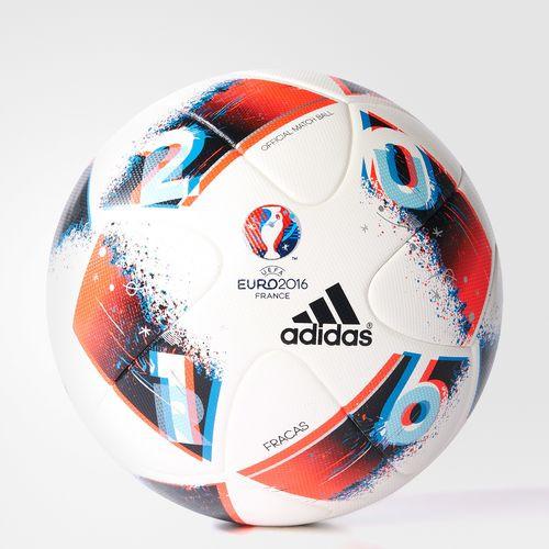 Футбольный мяч Adidas Fracas UEFA Euro 2016 Official Match Ball AO4851–  официальный игровой мяч плей-офф чемпионата Европы – 2016. 84994a7c9e8bd