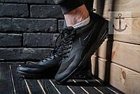 Мужские кроссовки Nike Air Max Thea 🔥 (Найк Аир Макс Ти) Tripple Black